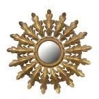 Home Decorators Collection Bristol Gold Framed Mirror 9932100530 at The Home Depot - Mobile