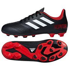 innovative design ef7b4 d0482 Buty piłkarskie adidas Predator 18.4 FxG J Jr DB2323