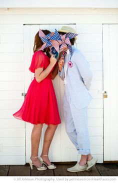 red, white and oh so