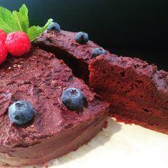 75% choco cake