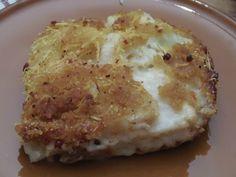 Cavolfiore Gratinato al Forno, ricetta vegetariana