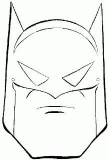 Kleurplaten En Maskers.Kleurplaten Maskers Batman Brekelmansadviesgroep