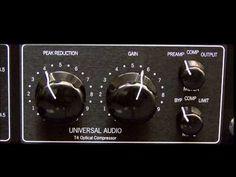 Universal Audio LA-610 MkII Classic Tube Microphone Preamplifier, New