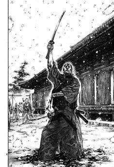 Vagabond Manga, Disney Characters, Fictional Characters, Batman, Darth Vader, Superhero, Anime, Painting, Basketball Art