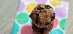 Chocolate chip muffins (glutenvrij, suikervrij, veganistisch)