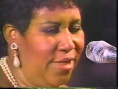 Aretha Franklin + Lou Rawls Live White House Concert for Bill Clinton June 20 1994 - YouTube