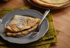 Rusztikus almás palacsinta Waffles, Pancakes, French Toast, Food And Drink, Baking, Dinner, Breakfast, Recipes, Dining