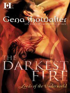 The Darkest Fire (Lords of the Underworld 0.5) by Gena Showalter