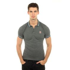 Polo Pepe Jeans Jimmy Gris