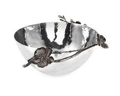 $225 Black Orchid Bowl Medium