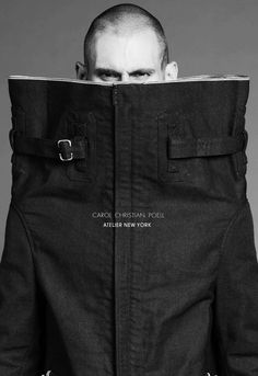 Visions of the Future: ccp straight neck self edge jacket (2010)