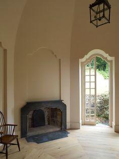 Restoration of a Grade I Cornish house, UK. Russell Taylor Architects, London. www.paulbarkerphotographer.co.uk/