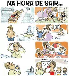 Vida de Mãe! Bem assim!!!