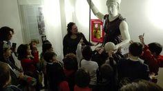 Tante le famiglie che hanno partecipato all'apertura straordinaria e gratuita del Museo della Città e del Territorio di Cori in