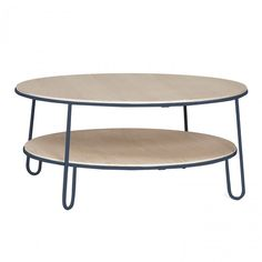 Eugenie Coffee Table - Grey Blue
