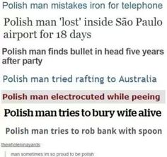 I'm so proud of my people<<<<I don't live in Poland but I'm genetically Polish