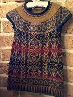 Ravelry: Project Gallery for Henry VIII pattern by Alice Starmore