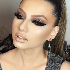 "7,448 curtidas, 50 comentários - HELDER MARUCCI (@heldermarucci) no Instagram: ""Boa Noite Pessoal!!!! Linda @naarabilherbeck #heldermarucci #makeup #anastasiabeverlyhills…"""