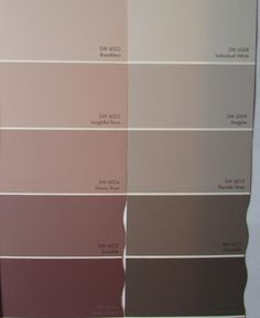 Dusky wall paint for a romantic ambience in 38 pictures - .-Altrosa Wandfarbe für romantisches Ambiente in 38 Bildern – … Dusky wall paint for romantic ambience in 38 pictures – pink paint – -