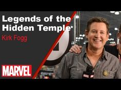 Legends Of The Hidden Temple - Marvel LIVE! At NYCC 2016 - Video --> http://www.comics2film.com/legends-of-the-hidden-temple-marvel-live-at-nycc-2016/  #Marvel