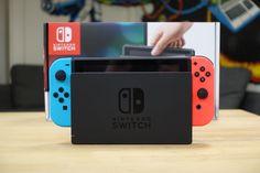 Test de la Switch: Nintendo réussit le pari de la console portable de salon
