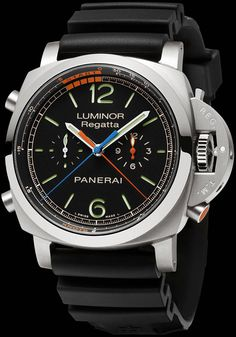 Panerai Luminor 1950 Regatta 3 Days Chrono Flyback Titanio PAM00526