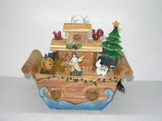 "Animated ""Talk to The Animals"" Musical Noah's Ark 