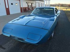1969 Dodge Daytona Charger