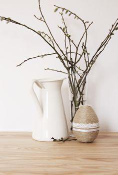 Easter egg & table decoration idea from MILONI. www.miloni.pl/en