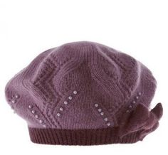 """Two dice: Takes the pattern """"Bindweed"""" Baby Hats Knitting, Knitting Stitches, Free Knitting, Knitted Hats, Crochet Leg Warmers, Knit Crochet, Crochet Hats, Bonnet Hat, Knitwear"""