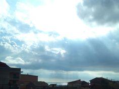 #Sea and #Sky: wonderfoul. #mylife #azul #peace #dalmiobalcone #followme #instaphoto #vscoitaly