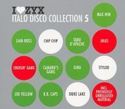 I Love ZYX: Italo Disco Collection 5 [CD]
