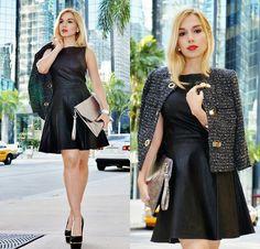 Armani Exchange  Dress, Michael Kors Jacket