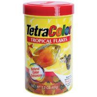 $5.58-$7.49 Tetra Color Flakes, 2.75 Ounces - This natural color enhancing food is a wonderful supplement to the diet of any tropical fish. http://www.amazon.com/dp/B00025K10C/?tag=pin2pet-20