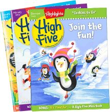 High Five magazine for ages 2-6 | Store - Highlights.com