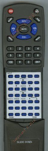 TOSHIBA Replacement Remote Control for 75012005, TDPXP1, TDPXP1U, TDPXP2, TDPXP2U by Toshiba. $39.95. This is a custom built replacement remote made by Redi Remote for the TOSHIBA remote control number 75012005. *This is NOT an original  remote control. It is a custom replacement remote made by Redi-Remote*  This remote control is specifically designed to be compatible with the following models of TOSHIBA units:   75012005, TDPXP1, TDPXP1U, TDPXP2, TDPXP2U  *If you have...