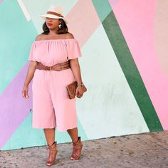 Plus Size Fashion for Women - In My Joi: Set the Tone