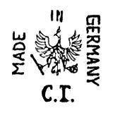Polish Porcelain mark