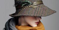 Hats / Inverni collection / 2013 / 2014 Winter / Made in Italy / Fashion Italy Winter, Italy Fashion, Hat Making, Winter Collection, Bucket Hat, Hats, How To Make, Italian Fashion, Bob