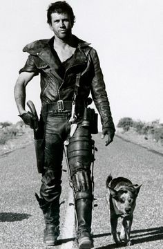 Mad Max. This is when I was in love with him. Still does not take away from how great the movie was. 5 Stars.