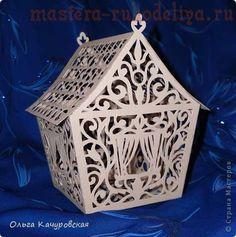 Мастер-класс: Сказочный домик
