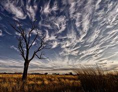 awesome namibia sky