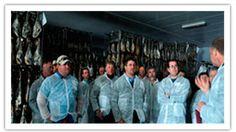 Visita Dehesa Fabrica de Embutidos | Jamones y Embutidos Vazquez.