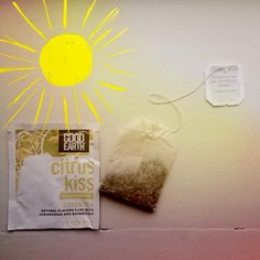 Some teas are made for sunny days!