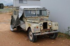Is that the right Royal #LandRover?