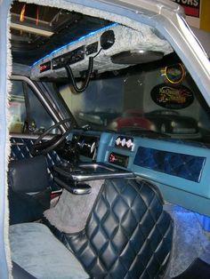 Custom Van Interior, Bedford Van, Chevy Vans, Model Cars Building, Astro Van, Dodge Van, Van Car, Cool Vans, Custom Vans