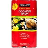 Kirkland Signature Canola Oil Cooking Spray 2 Count carrier to shipping international usps ups fedex dhl 1428 Day By Dragon Shopping * Want additional info? Click on the image.
