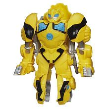 Playskool Heroes Transformers Rescue Bots Dinos Action Figure  Bumblebee