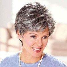 salt and pepper short hairstyles for women over 50 20 hottest short hairstyles for older women my style