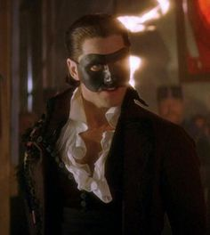 Image from The Phantom of the Opera - Gerard Butler